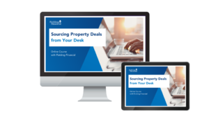 Sourcing Property Deals from Your Desk - Product Image